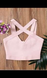 Zaful Crop Top-BRAND NEW
