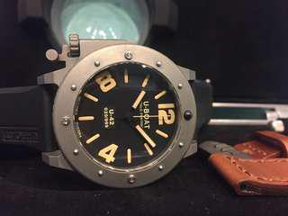 U-BOAT watch U-42 limited edition 999 pieces
