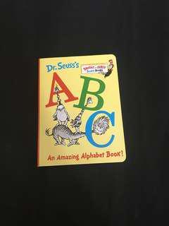 🌟NEW! Dr. Seuss ABC
