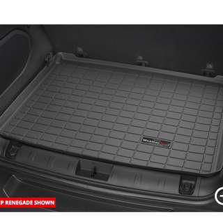WeatherTech Extreme Duty Boot Liner for JEEP RENEGADE