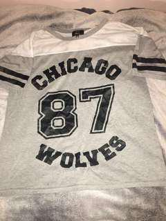 Grey Chicago Wolves (87)