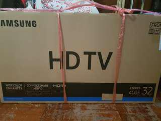 SAMSUNG LED TV 32 INCH (BRAND NEW)
