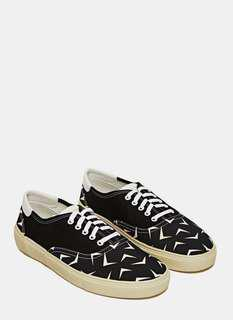 🚚 Authentic Saint Laurent Lace Up, Boomerang Sneakers (Nego)