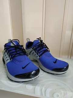 Nike presto purple and black