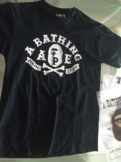 Want to sell BAPE pirate store shirt