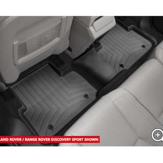 WeatherTech Extreme Duty Floor Liner (Mat) for Land Rover/ Range Rover Discovery Sport (2nd row)