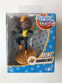 BNIB DC Super Hero Girls Mini Bumblebee Brand New