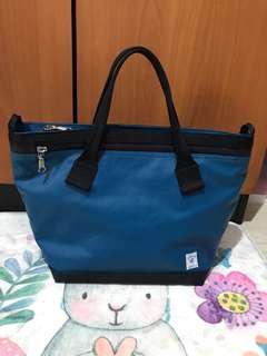 Authentic Porter SKITTLES tote bag