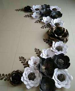 Bunga spon satu set