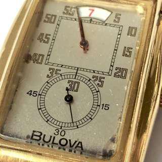 BULOVA DOCTOR'S WATCH