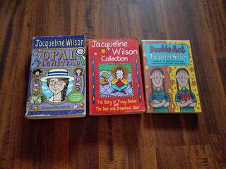English story book (3 for $5)