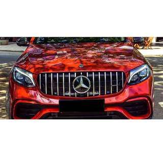 Mercedes Benz GLC63 Front Bumper