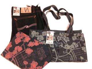 Deadstock Nudie Jeans Sakura Selvage