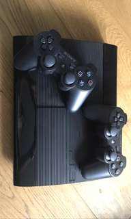 Playstation 3 PS3 Super Slim 500gb