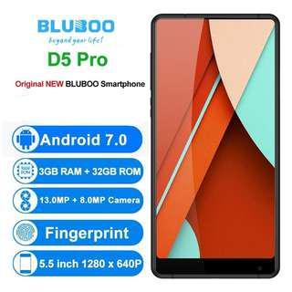 Bluboo D5 Pro 4G FDD (NEW)