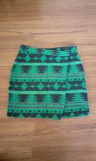 Odiva mini skirt -used