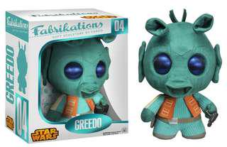 FABRIKATIONS: GREEDO