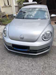 2013 Volkswagen The Beetle 1.2 TSI Coupe