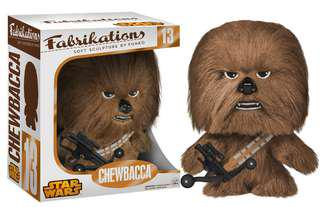 FABRIKATIONS: CHEWBACCA