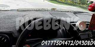 Dashboard cover for mitsubishi mirage