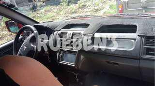 Dashboard cover for mitsubishi adventure