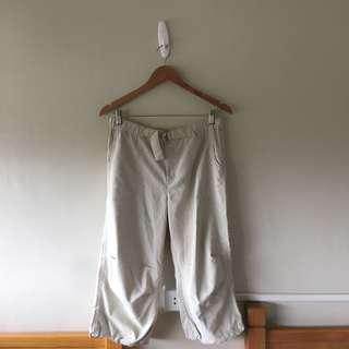 Dirty White Trousers