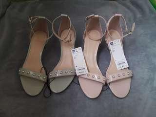 Sandals kitten heels