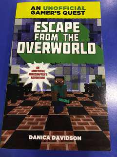 Minecraft Escape from the Overworld