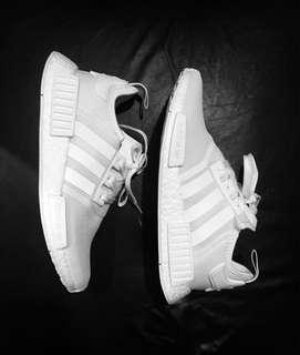 Addidas NMD R1 White