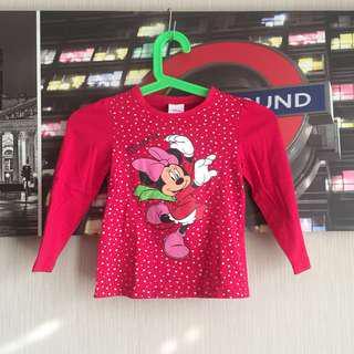 Disney Shirt Size 5