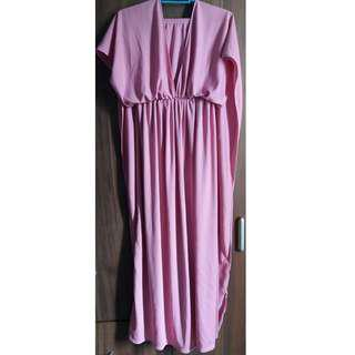 Infinity Dress Old Rose