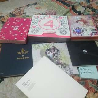 [WTS] KPOP OFFICIAL ALBUM