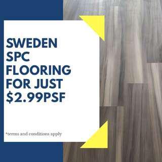Sweden spc flooring
