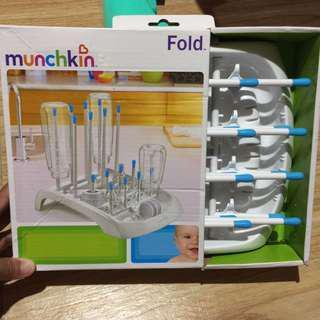 Munchkin drying rack