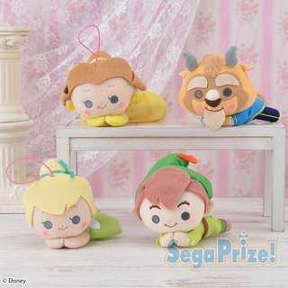 Sega 迪士尼公主系列Tinker bell 小仙子公仔$65