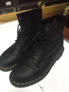 Dr. Martens Leather Classic Shoes