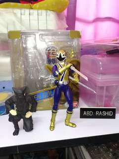 S.h.Figuarts Shf Shriken Gold with Bonus