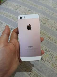 Iphone 5s rosegold