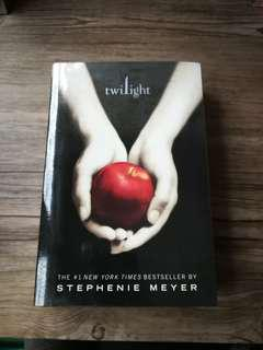 Twilight by Stephanie Meyer