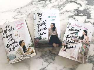Ebook - To all the boys ive loved before trilogy - Jenny Han