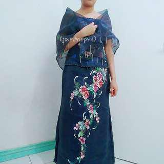 Filipiniana Gown/Dress