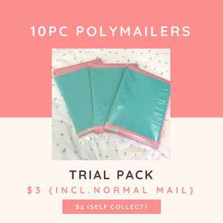 10pcs Trial Pack @ $2