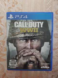 Call Of Duty WW2 ( cod WWII)