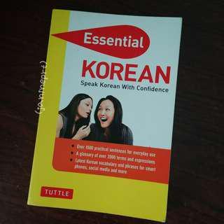[Tuttle] Essential Korean - Speak Korean with Confidence