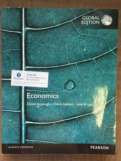 🚚 Economics Pearson Global Edition