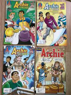 Archie Comics Archie Jughead Betty and Veronica 38 Traditional Comics