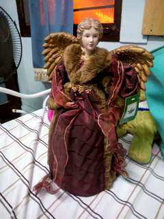Archangel Christmas Tree Topper