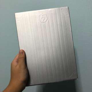 Got7 Flight Log: Turbulence JB Photobook with photocards