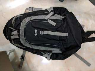 Travel backpack bag