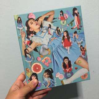 Red Velvet Rookie Seulgi Cover